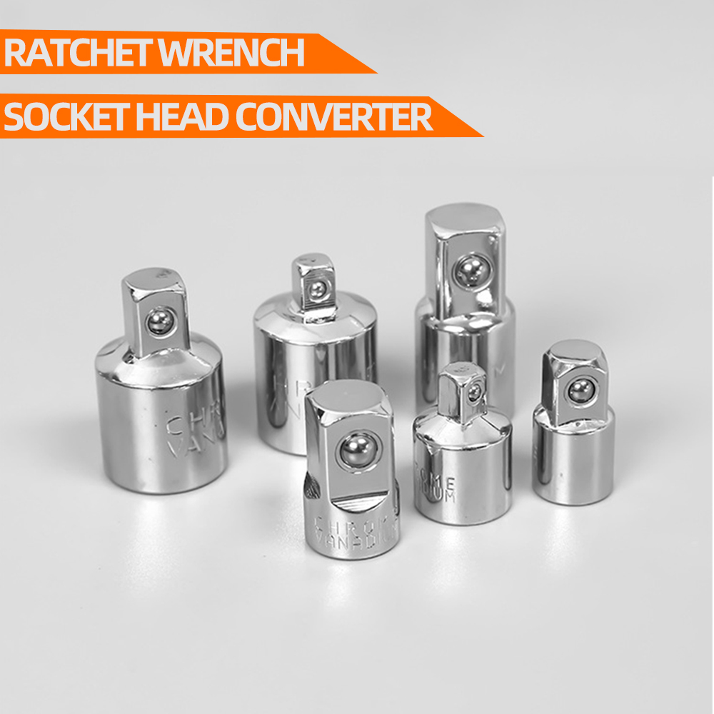 Ratchet Wrench Sleeve Head Converter 1/2