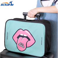 Waterproof Multifunction Women Organizer Handbag Waterproof Sport Backpack Small Gym Bag Women Pink Outdoor Luggage For Fitness