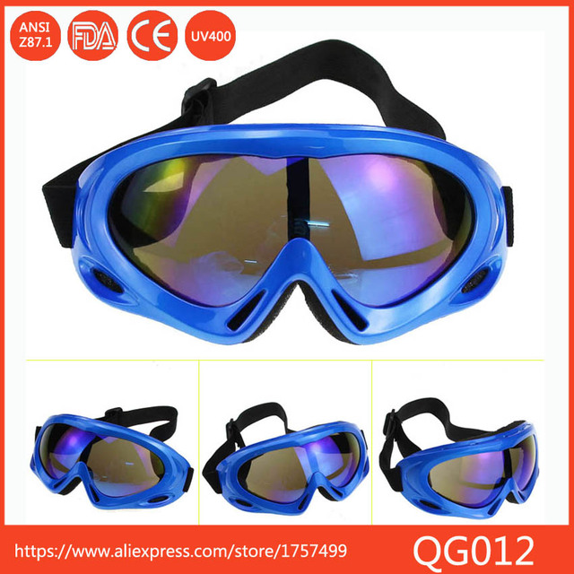 a5bfd2be285a Hot Sale UV Protection Sports Ski Snowboard Skate Goggles Colorful Lens  Motorcycle Off-Road Cycling Glasses Motorbike Eyewear
