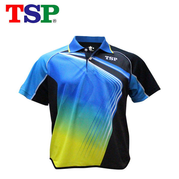 TSP T-Shirts Table-Tennis Jerseys Badminton Ping-Pong-Cloth for Men/women Sportswear