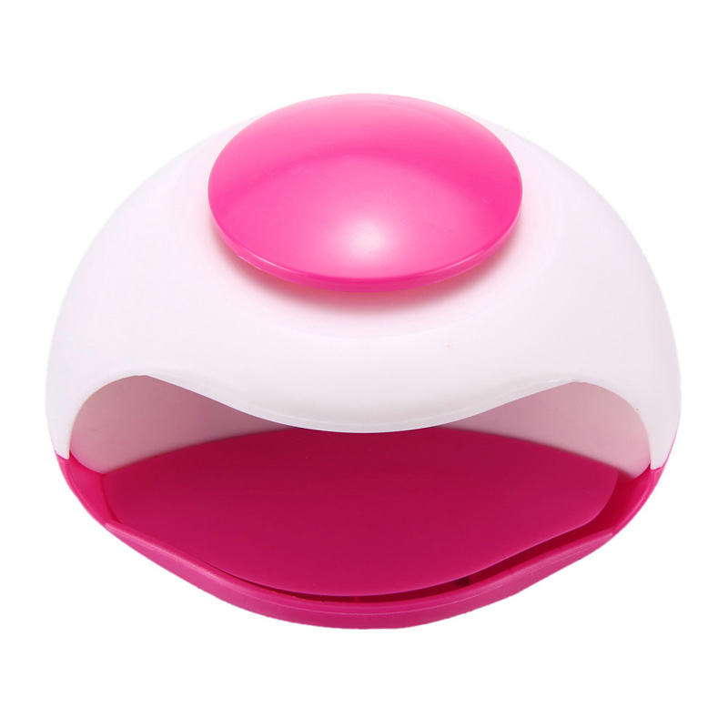 Professional Electronic Auto Switch UV Lamp Gel Nail Polish Dryer Mini Nail Polish CurING Drying Machine