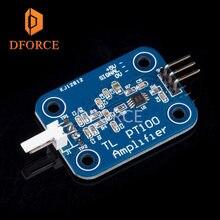 Запасная часть для 3d принтера dforce pt100 Плата усилителя