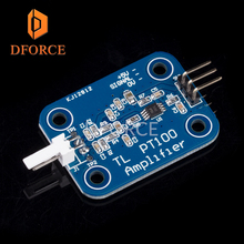 dforce 3d printer part PT100 Amplifier Board for higher temperatures free shipping