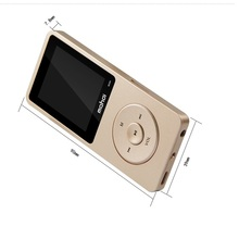 MP3 Player 8GB Support FM Radio