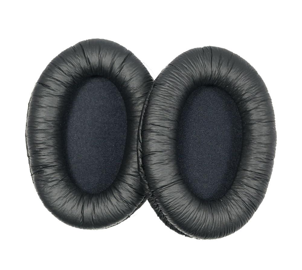100 * 75mm keitimo ausų pagalvėlės, ausinės, ausinių pagalvėlės ausinėms (ausinių pagalvėlė) Multimedijos ausinių dėklas / Fine ear Miantao