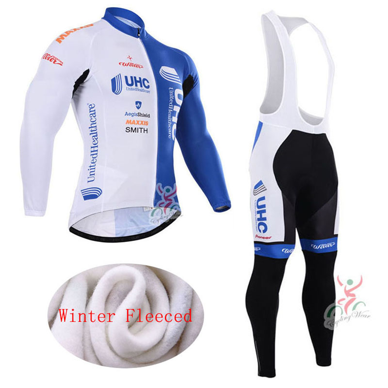 2015 Long Sleeve Super Warm Bike Cycling Clothing/Winter Thermal Fleece Cycling Mountain Bicycle Cycling Set For Man porta