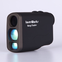 1000M Waterproof Golf Laser Rangefinder With Flagpole Lock And Fog Mode Speed Rangefinders Medidor De Distancia
