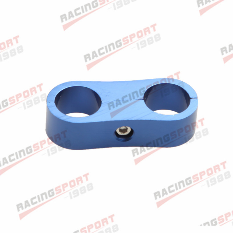 ID 7 9mm Billet Fuel Hose Hose Separator Fittings Adapter in Hoses Clamps from Automobiles Motorcycles