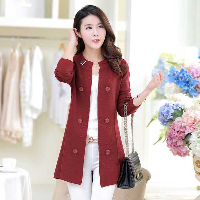 Online Shop New Arrive Xin Xiao 15 new style ladies Cardigan ...