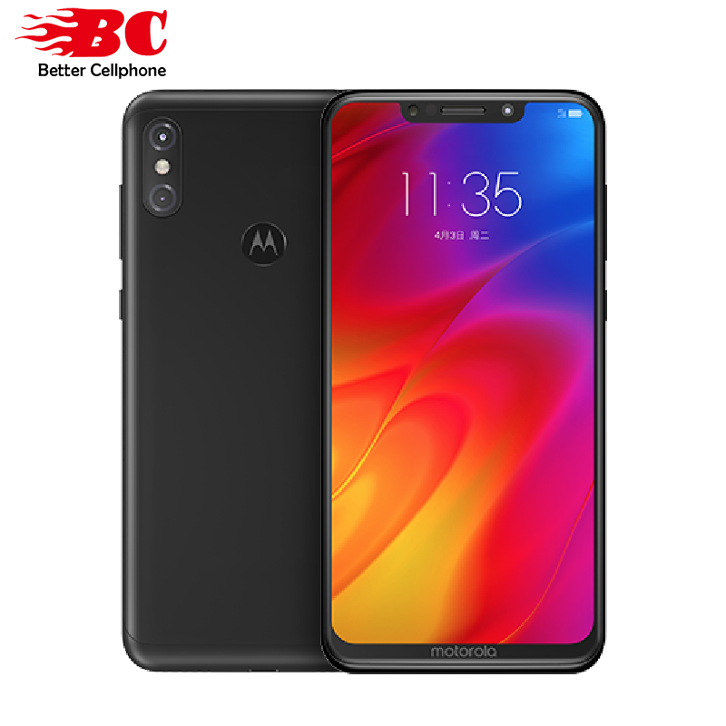 Original Motorola MOTO P30 Note 4G LTE Snapdragon 636 Octa Core 4GB RAM 64GB ROM 16.0MP+5.0MP 1080P Fingerprint face ID 5000mAh