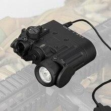 TRIJICON New Arrival DBAL-D2 Dual Beam Aiming Laser Red w/IR LED Illuminator Class 1 gs15-0088