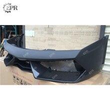 For Lamborghini LP570 OEM FRP Fiber Glass Front Bumper (Can use LP550 LP560 Conversion 200x58x78cm) Body Kits