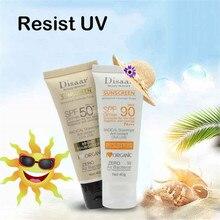 Facial Body Sunscreen Sunblock Makeup Kit  SPF 90+ Lasting Waterproof Face Whitening Foundation Primer Base BB Cream