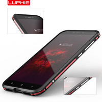 Xiaomi Redmi 4X Case Original Luphie Double Color Frame Fundas Luxury Metal Bumper Case For Xiaomi