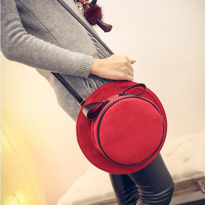 Cute Bow Shoulder Creative Girl Hat Cross Bag 1