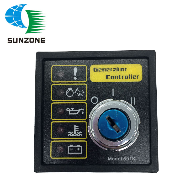 501K Manual Board Key Start Generator Control Module Fast Shipping