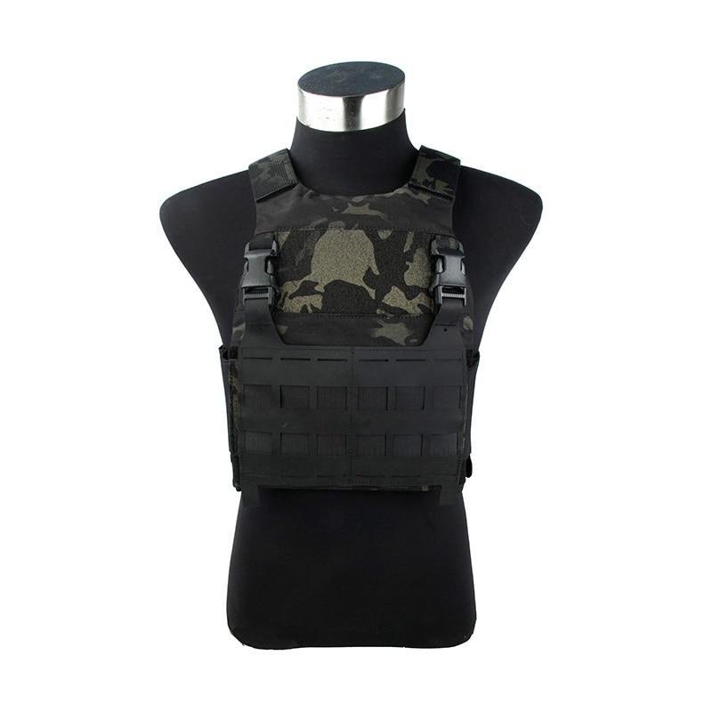2019 NEW MCBK FCSK outdoor vest  Multicam Black Nylon Tactical vest