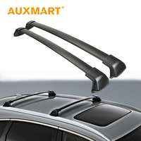 Auxmart Roof Rack Cross Bar 105cm For Honda CRV 2012 2016 Car Roof Rails Racks Top