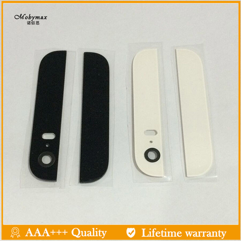Assemble Housing-Top Replacement-Parts Flash-Lens Back-Cover Glass Bottom-Up-Down iPhone 5
