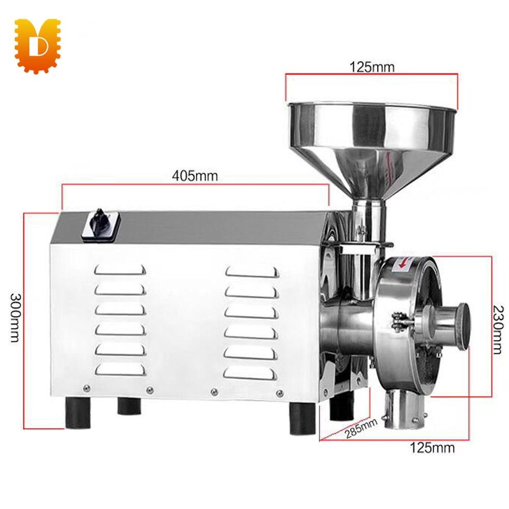 UD1200 Multifunctional Grain Mill/Herbs Crushing Machine,Seeds Grinder Grain Milling Machine