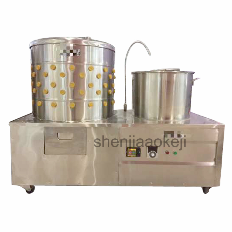 Commercial Automatic killing chicken duck hair removal machine Poultry hair removal equipment Stainless Steel Plucking machine