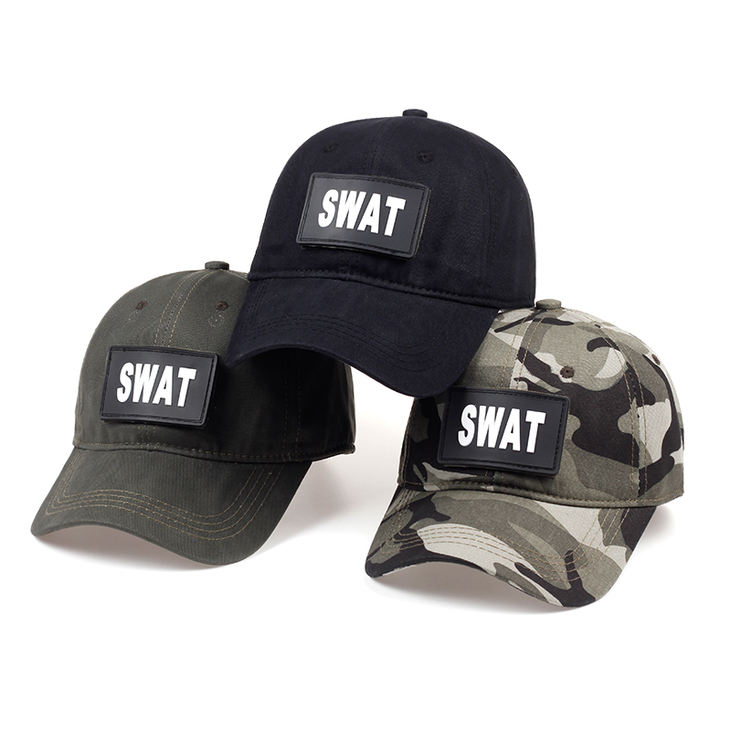 TUNICA Special Force SWAT Tactical   Caps   Mens Brand   baseball     cap   US swat camo camouflage hats snapback Gorras Planas hat   cap