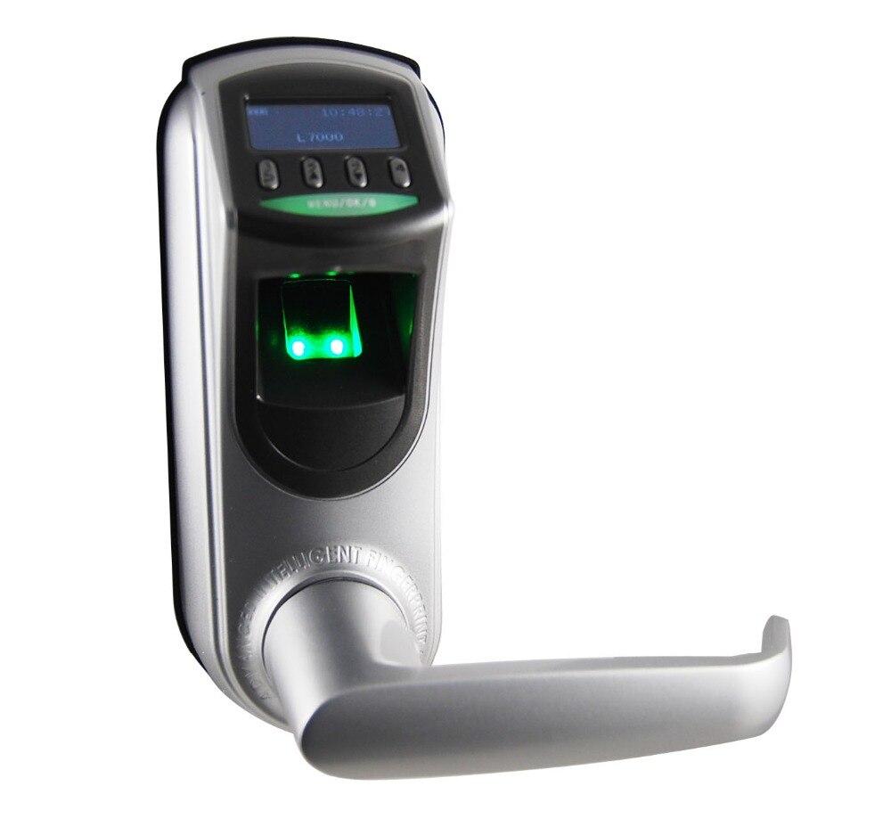 Aliexpress Com Buy Zl700 Fingerprint Scanner Door Lock