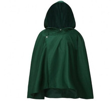 купить Japanese Hoodie Attack On Titan Cloak Shingeki No Kyojin Scouting Legion Cosplay Costume Anime Cosplay Cape Mens Clothes дешево