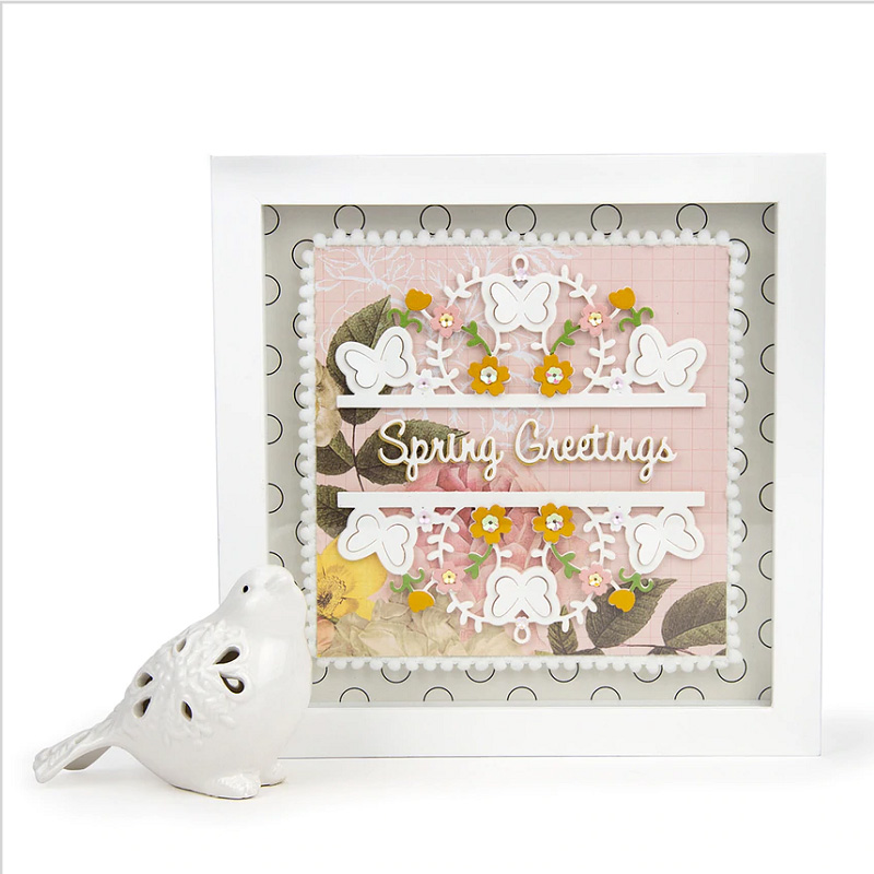 Baby Shower Metal Cutting Dies Stencils for DIY Embossing Tool Party Decor
