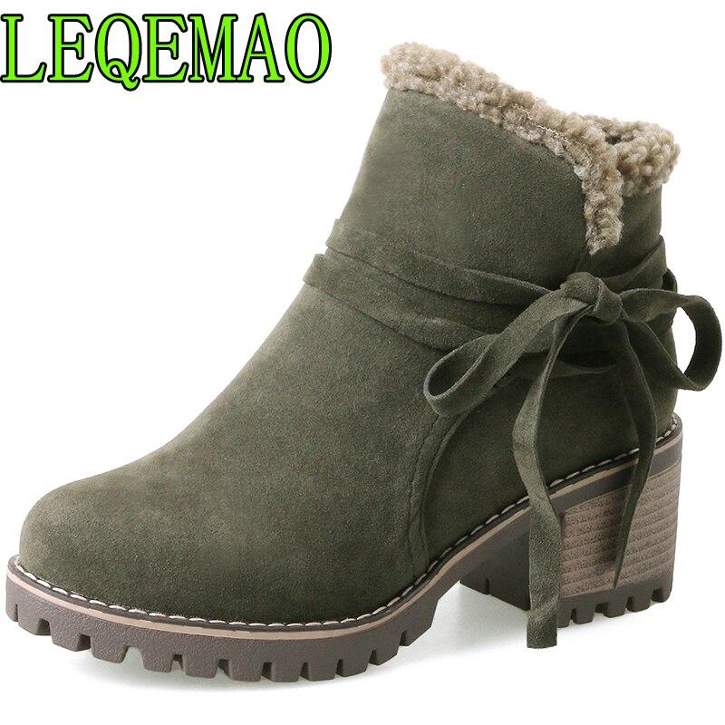 Para Del Las Cm Tacón Tobillo De negro Botas Militar Apricot Zapatos Verde Alto verde Nueva Ejército Mujeres Plataforma Toe La Ronda Encaje 6 Martin 4dwXdAq