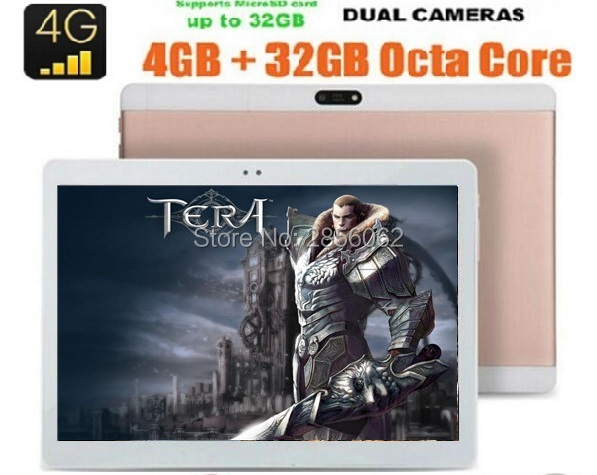 2017 New 10 inch Google Tablet pc Android 6 0 OS 4G LTE Octa Core 4GB