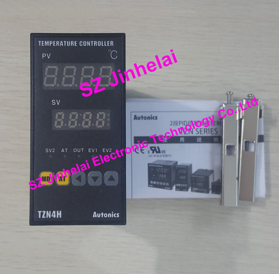 TZN4H-14C TZN4H-14S TZN4H-14R Authentic original AUTONICS Digital display temperature controller все цены