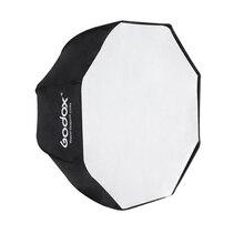 Godox 80 cm/31.5in Octagon Paraguas Softbox Brolly Reflector de Flash Portátil para Photo Studio luz de Flash Speedlite