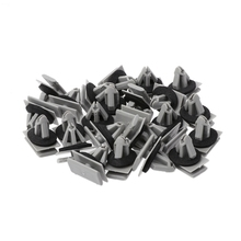 25 Pcs Fender Rocker Moulding Clips With Sealer For Ford Explorer