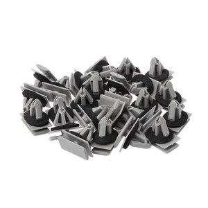 Image 1 - Clips de moulage à bascule de 25 pièces avec scellant pour Ford Explorer