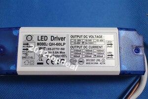 Image 2 - 18 30x3W LED Driver Power Supply 600mA 85 277 v עבור 18 יחידות 30 יחידות 3 W מתח גבוה שבב LED