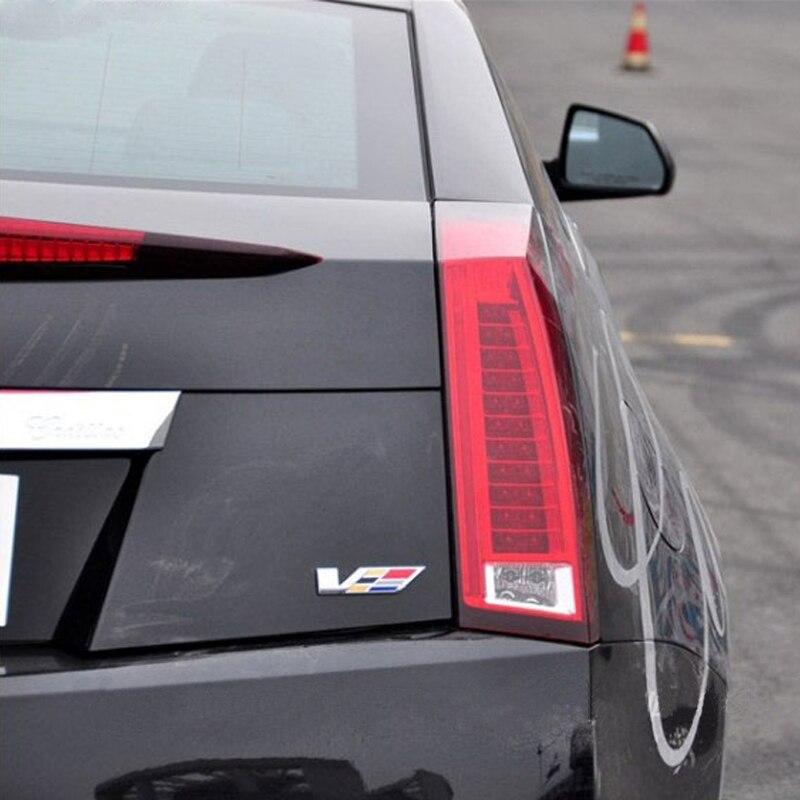 Dsycar 3d Metal Cts Nuclear Powered Wtf Car Sticker Logo Emblem
