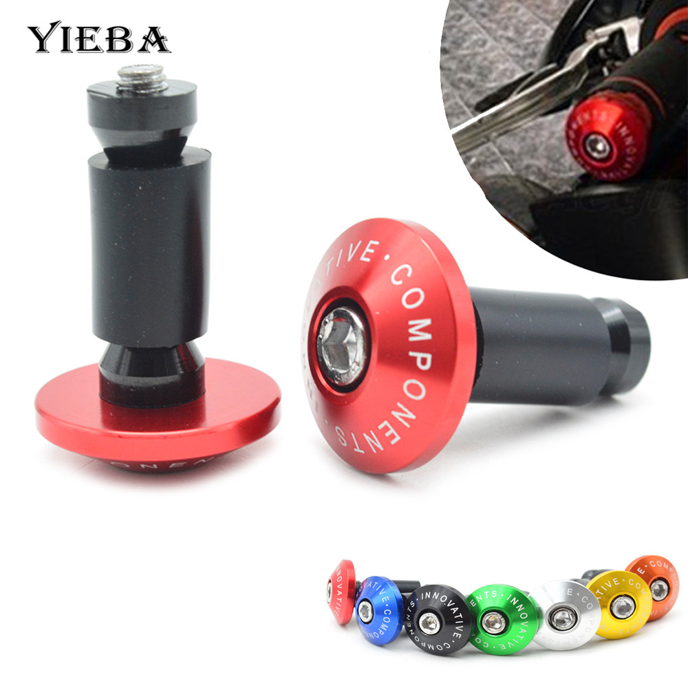 7/8CNC Motorcycle Handlebar Motorcycle Part Handle Grip Bars Ends For DUCATI ST2 ST4/S/ABS 748/750SS 900SS/1000SS 996/998/B/S/R