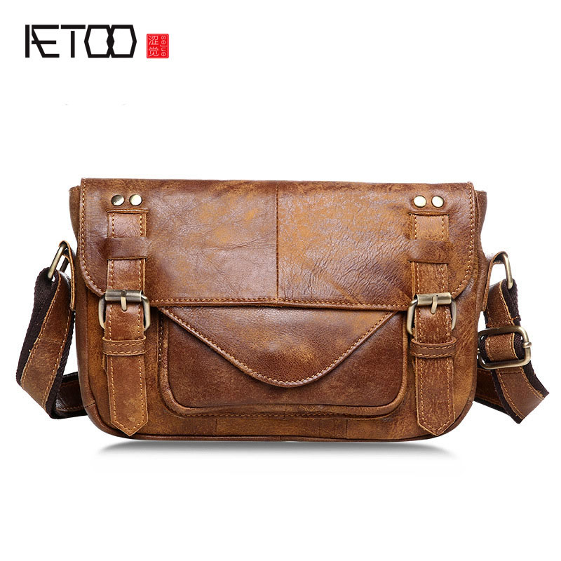сумки из брезента и кожи