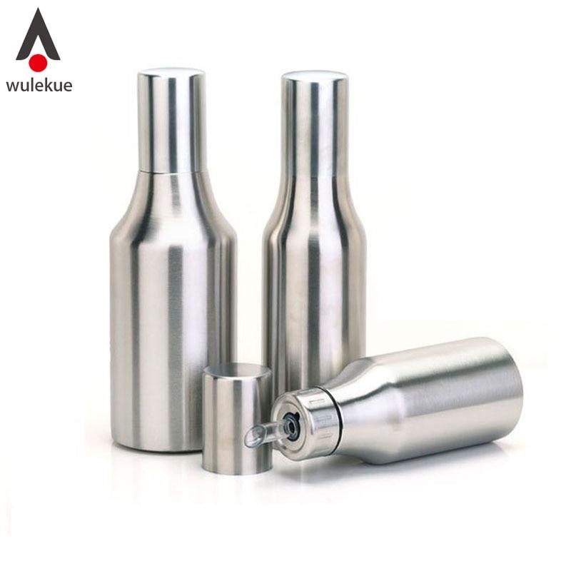 Olive Kitchen Accessories Price List: 500ml 750ml 1000ml Olive Oil Dispenser Drizzler Pot