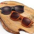 RoShari Старинные женщин Солнцезащитные очки мужчины Бамбук Деревянная Рамка Спорт мужчины солнцезащитные очки женщины марка дизайнер gafas óculos де золь T39
