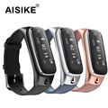 AISIKE Brand M6 Smart Bracelet Sports Smartband Wristband Sleep Monitor Call Reminder Bluetooth Headset Earphone for IOS Android