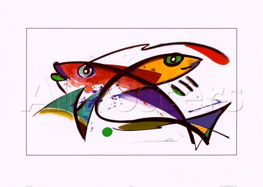 63 Gambar Abstrak Ikan Koi Kekinian