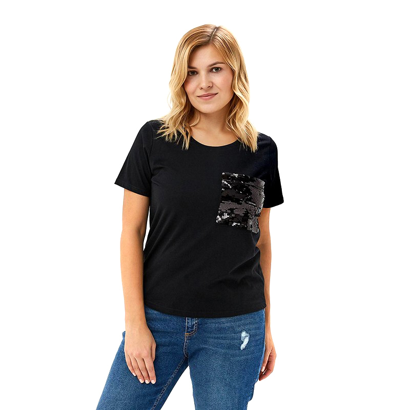 T-Shirts MODIS M182W00245 shirt cotton for for female for woman TmallFS t shirts modis m182w00161 shirt cotton for for female for woman tmallfs