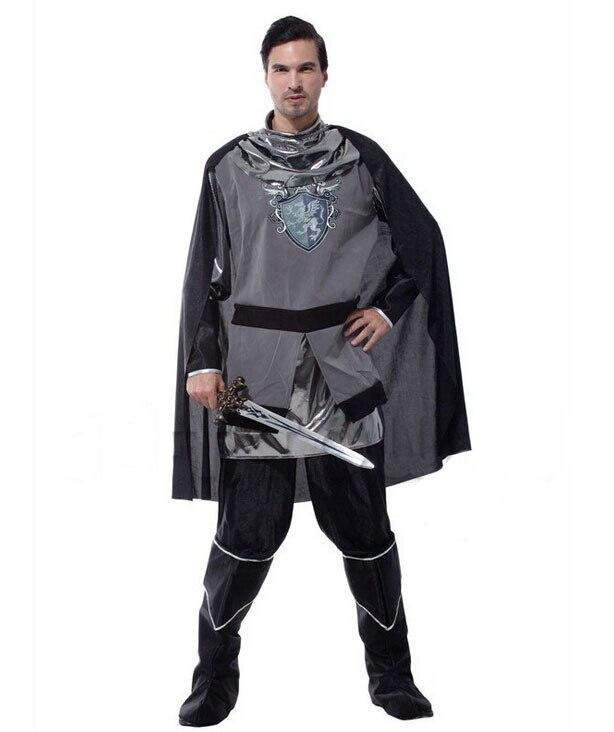 Livraison gratuite!! classique élégant ares, beau héros zorro costume jouer costumes, cosplay carnaval costume robe de soirée