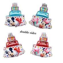 New 6pcs/set mickey & minnie foil balloons
