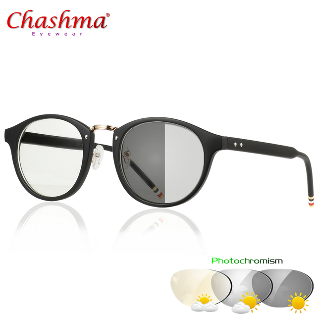 CHASHMA gafas de sol fotocromáticos gafas de lectura hipermetropía presbicia  con dioptrías al aire libre presbicia ecf68fa858