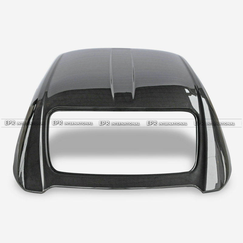 Car Accessories S2000 Carbon Fiber Hard Top Car Kit Bodykit Glossy Finished Roof Hard OEM Body Kit For Honda S2000 Car-Styling Honda S2000