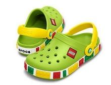 Dětské letní boty s obrázky – pantofle