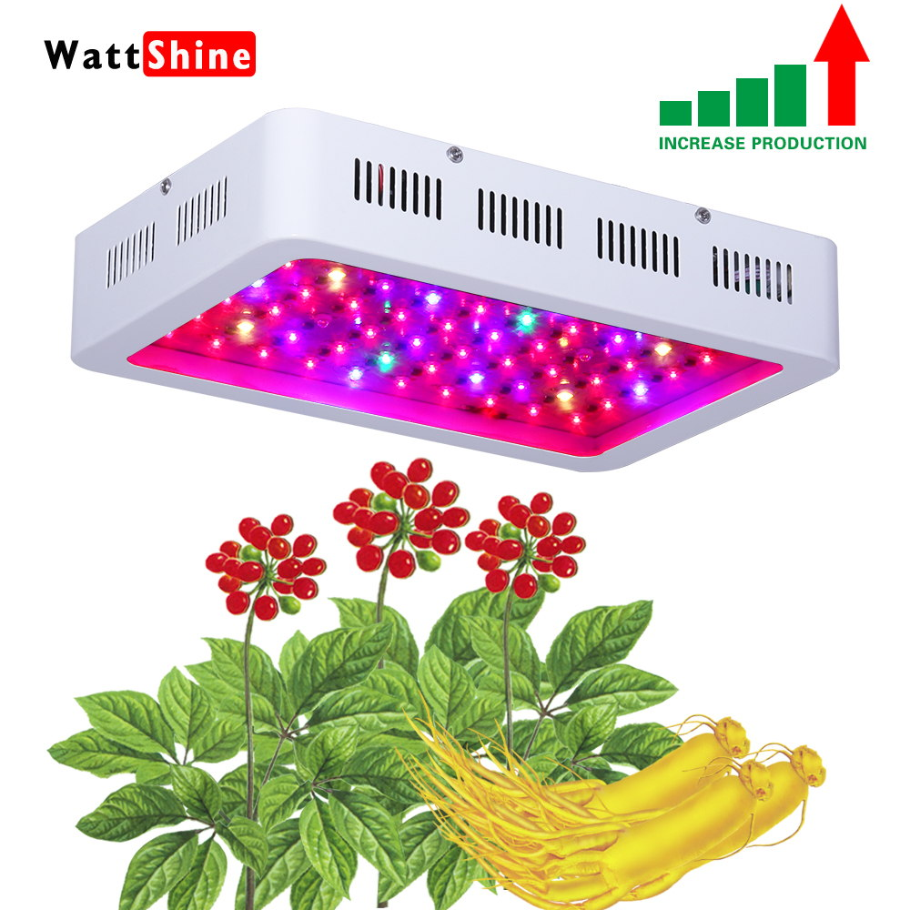 300W Dimmer lights LED grow light Full Spectrum for Indoor Greenhouse grow tent plants grow led light Flowers grow Herbs plant 2pcs full spectrum led grow light 400w grow lights indoor plant lamp for plants flower greenhouse grow box tent bloom ae